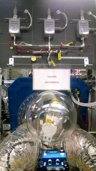 用于NASA研究的BRONKHORST CEM系统
