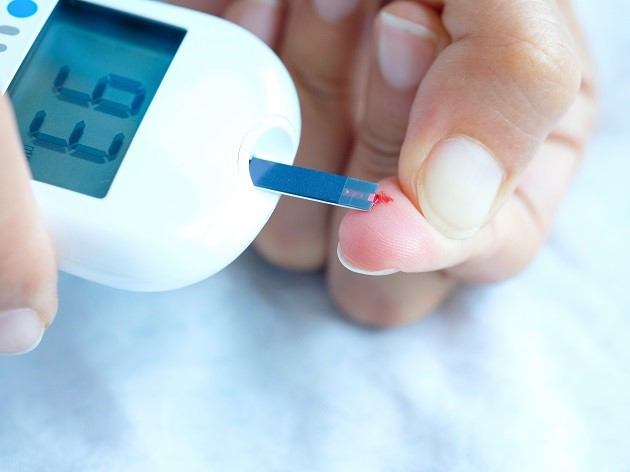 血糖监测用化学品定量给料