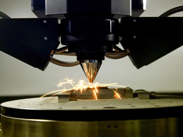 金属制品3D打印的精准气体控制
