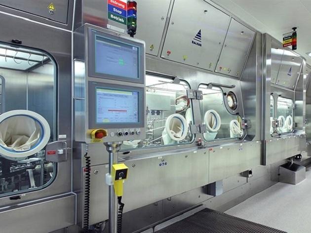 制药行业洁净室和隔离器全球供应商SKAN公司的隔离器