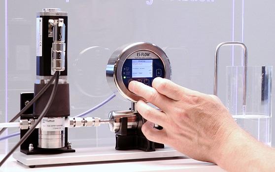 如何使用超声波测量低流量液体?