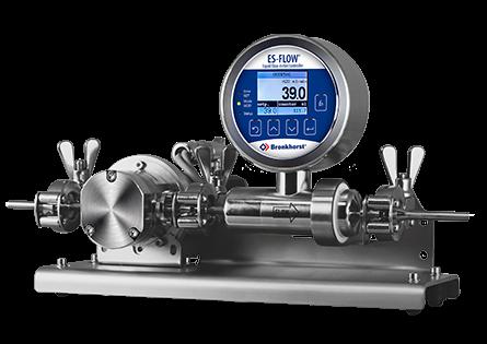 超声波体积流量计与泵组合