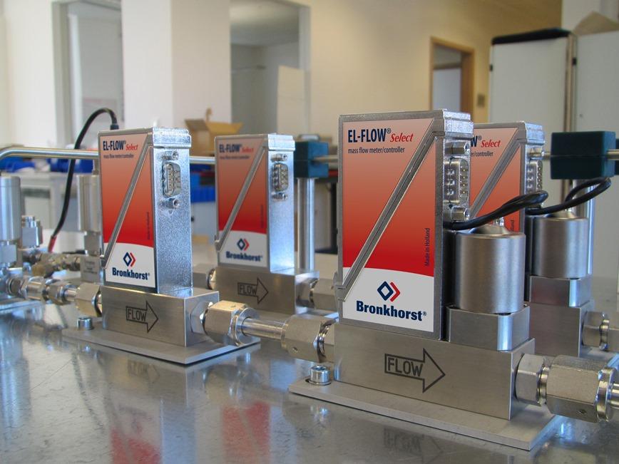 冰激淋生产与质量流量控制