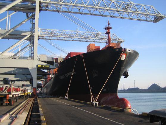 船用发动机用重燃料油(HFO)添加剂的定量给料装置