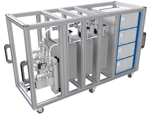 定制滑动可控蒸发和混合(CEM)系统