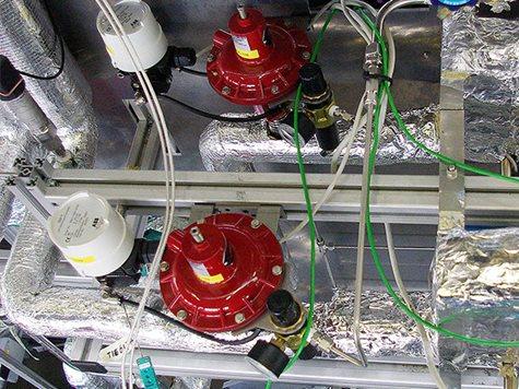 超临界气体测量与控制